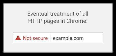 google https secure