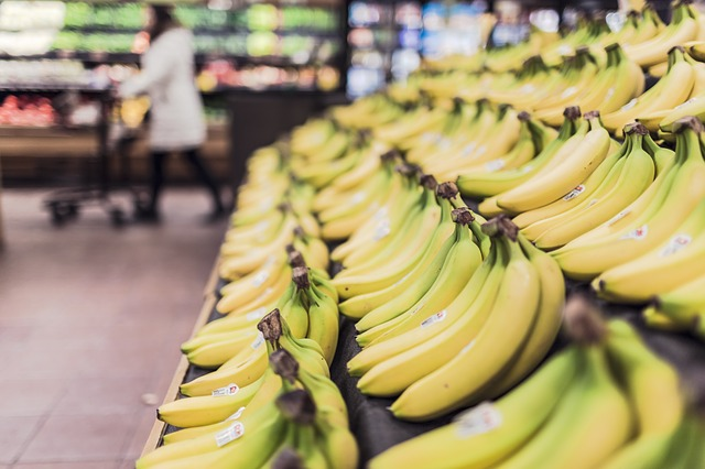 Supermarkt ongdierte