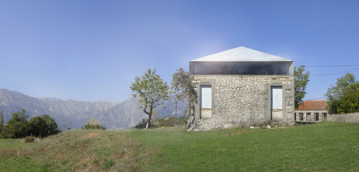 House in Tzoumerka, Ipiros, Greece, Ipiros, Greece