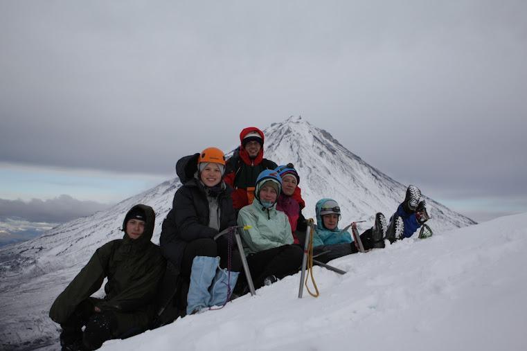 Некатегорийный пеший поход по Камчатке
