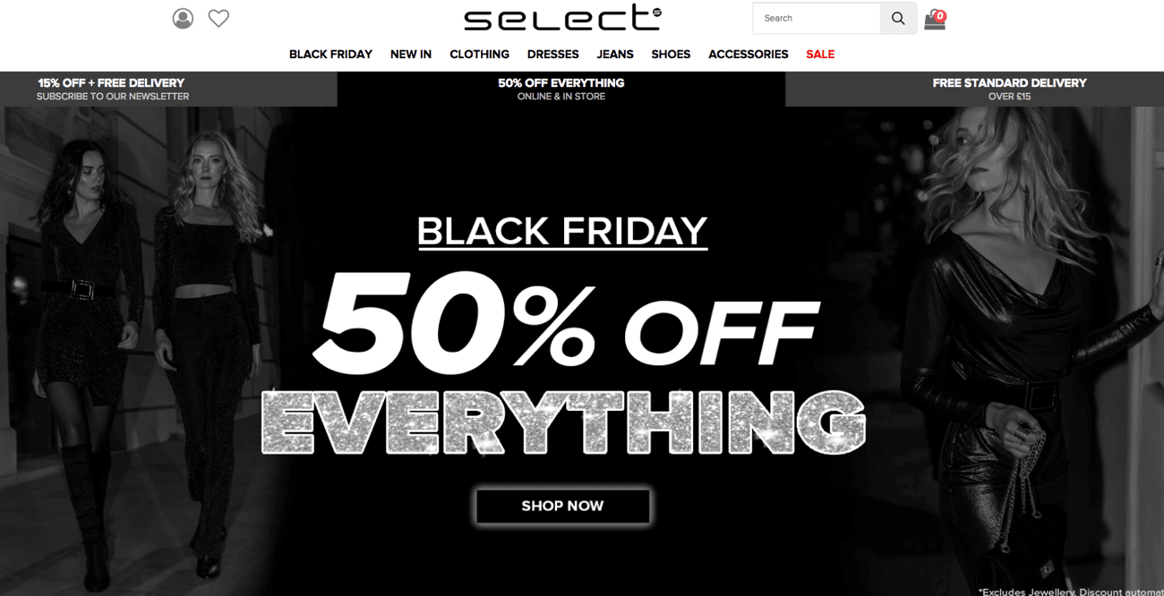 10 Black Friday Marketing Ideas for Fashion Business on Shopify | MageWorx Shopify Blog
