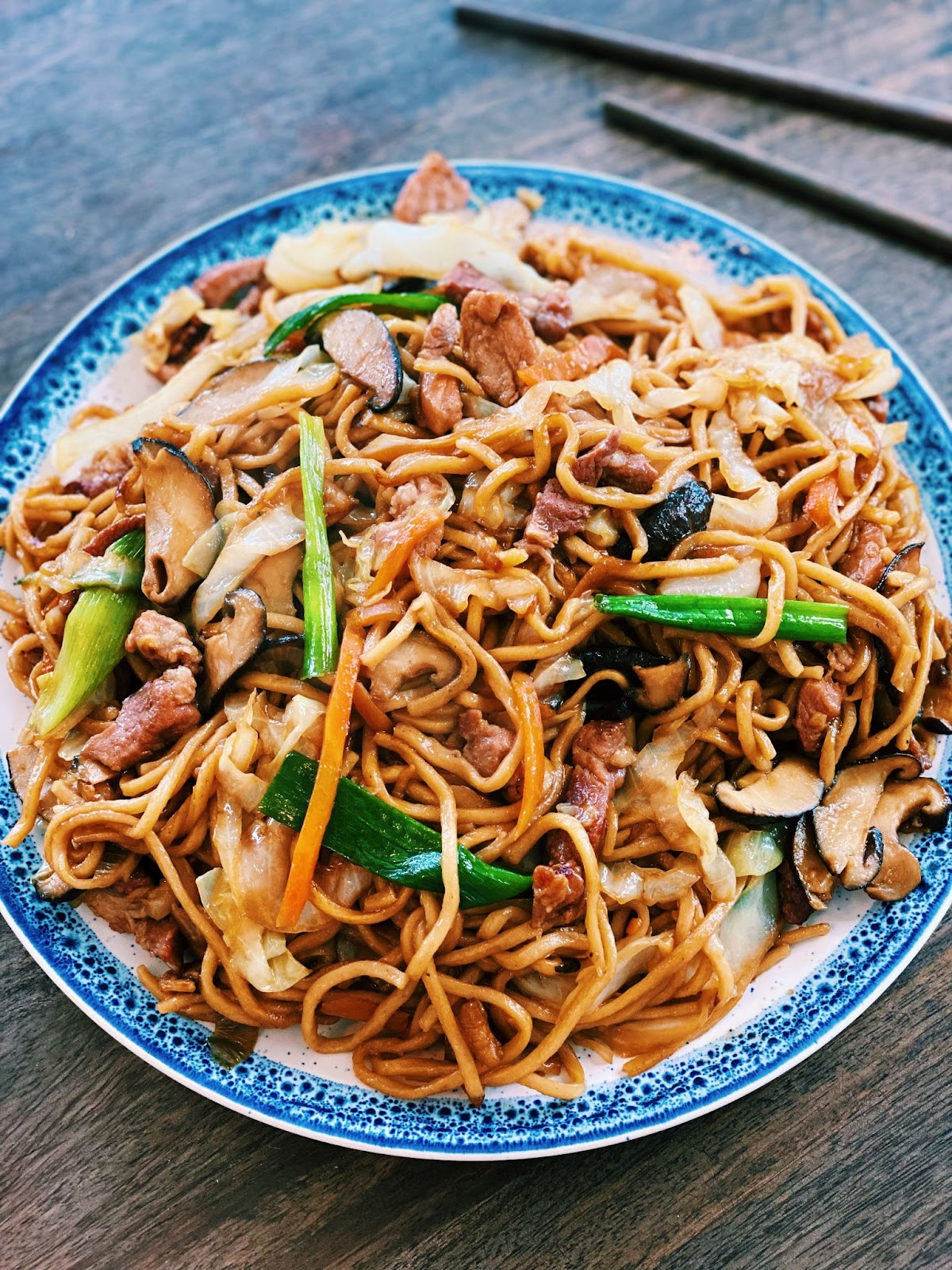 Taiwanese Chow Mein (Authentic Traditional Recipe!)