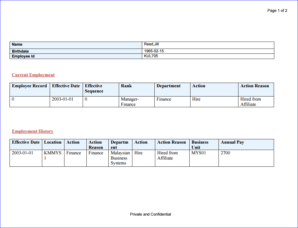 Peoplesoft Creating Reports With Peoplesoft Bi Publisher