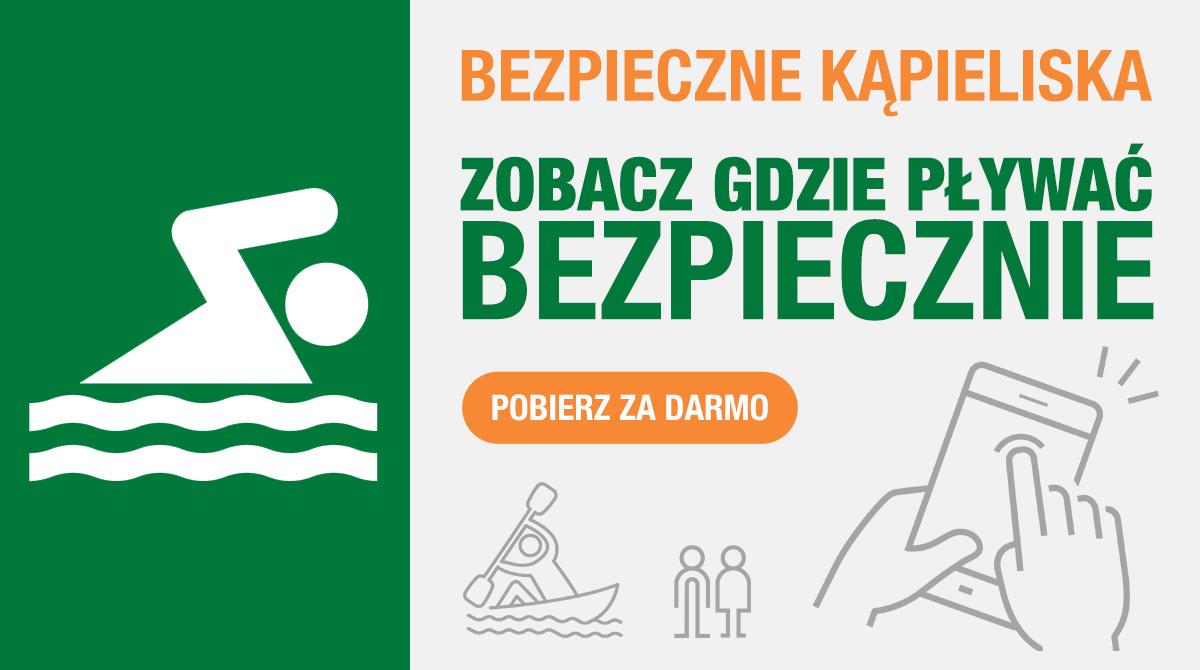 Aplikacja Bezpieczne Kąpieliska