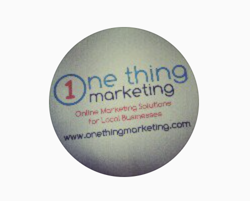 One Thing Marketing