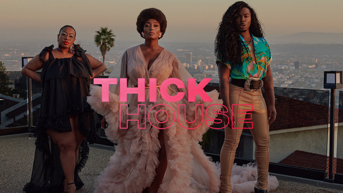 thick house reality tv show promo image