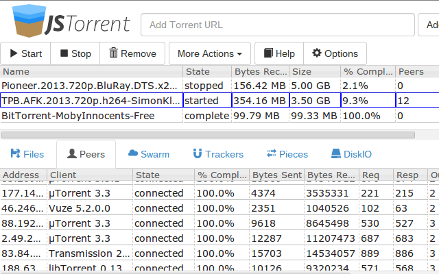 Torrent client for windows - f1