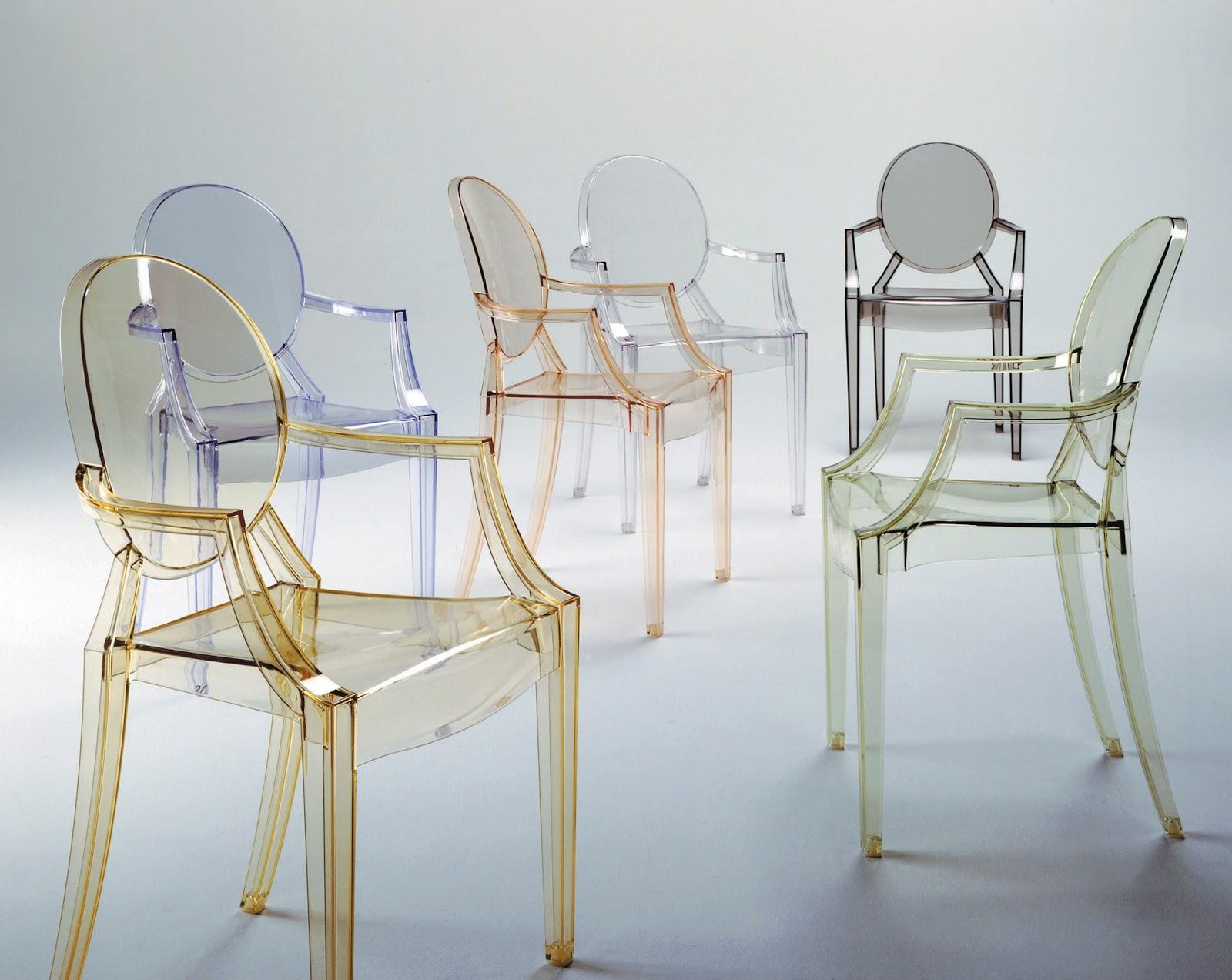 Кресло-призрак Филиппа Старка