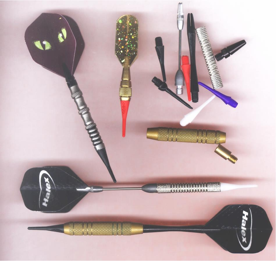 best soft tip darts for bristle board