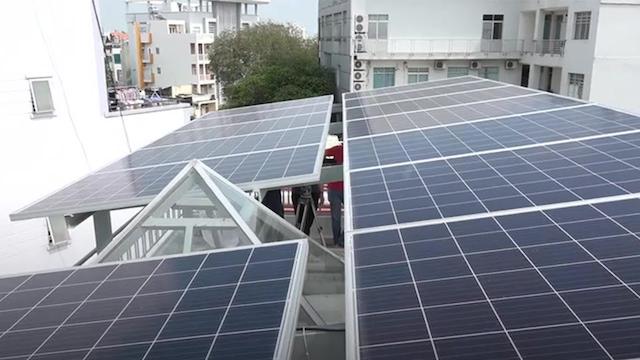 Lắp đặt điện mặt trời khánh hòa mang lại nhiều lợi ích cho con người