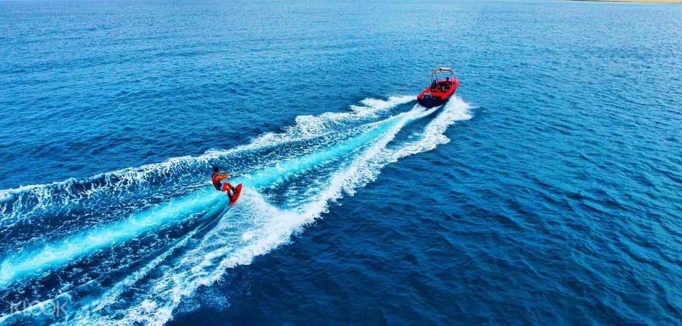 【現折200】澎湖寬板滑水組合體驗