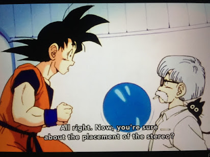 Dragon Ball Field Notes On Some Shit Everyone Loves