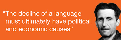 politics and the english language shmoop