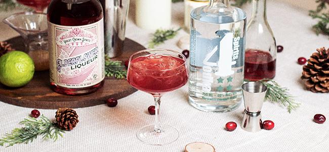 4 Spirits Distillery's Signature Winter Drink