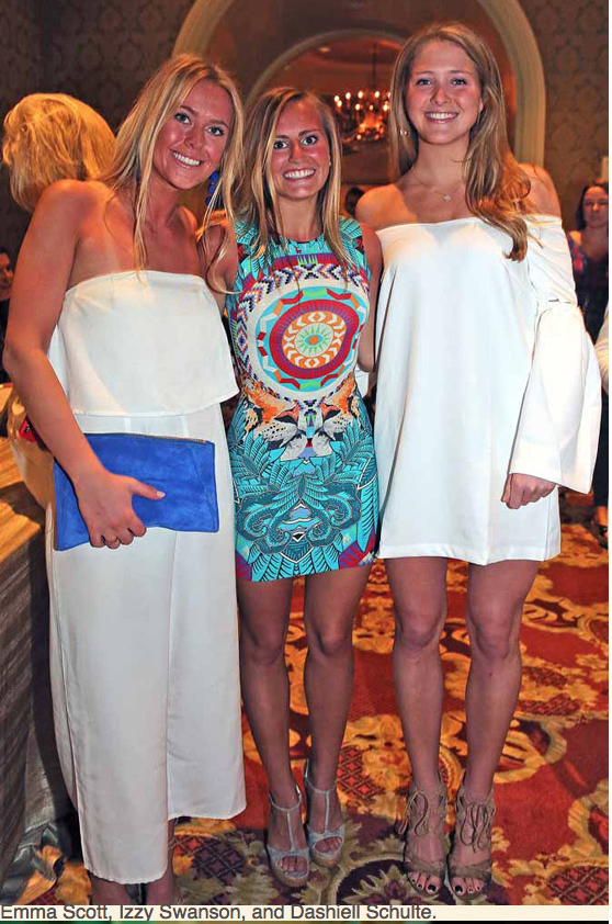 Karen Klopp, Hilary Dick article for New York Social Diary, What to Wear Everglades foundation party at thme breakers Emma Scott Izzy Swanson Dashiell Schulte