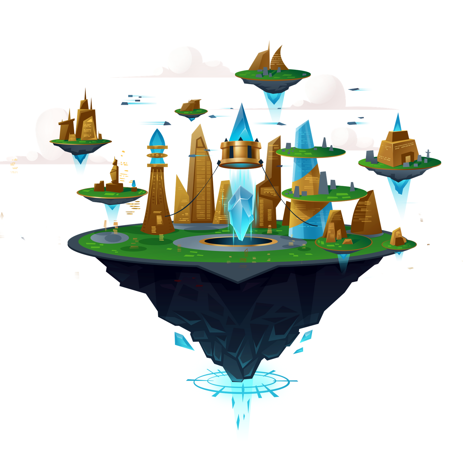 ENJ plataforma de games