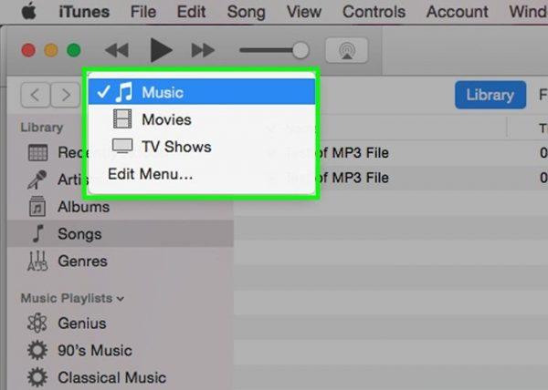 Learn how to work with iTunes and its basics.  Choose your favorite background from music, movies, TV movies, and more