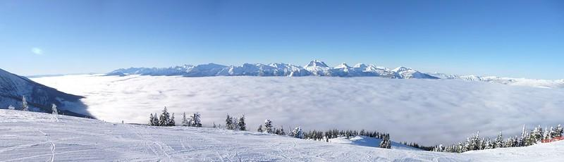 Top of the Stoke Chair at Revelstoke – Photo credit: Robert Tadlock on Flickr Creative Coomons