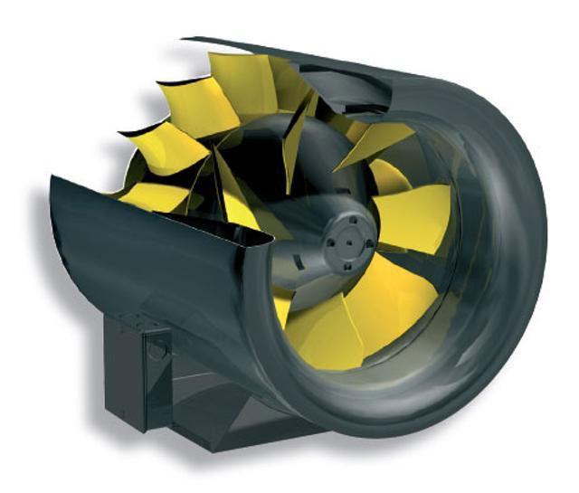 устройство канального вентилятора