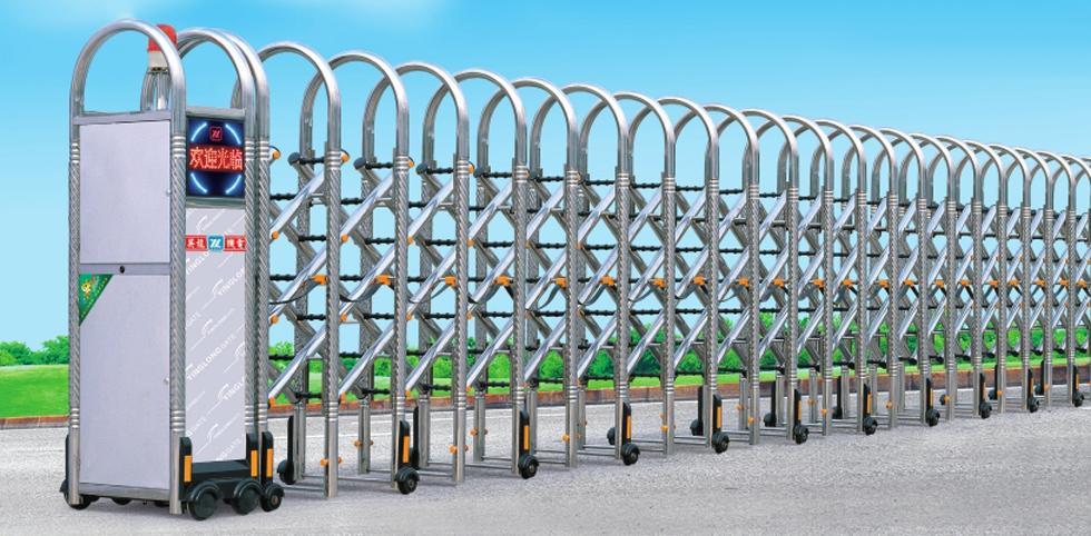 Điểm khác biệt cơ bản của cổng xếp inox 304