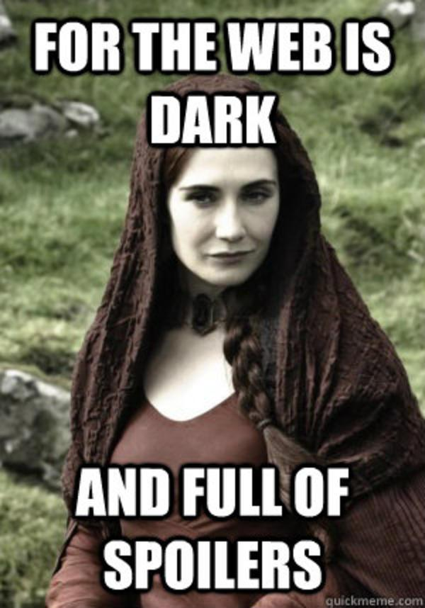 Image result for got spoiler memes