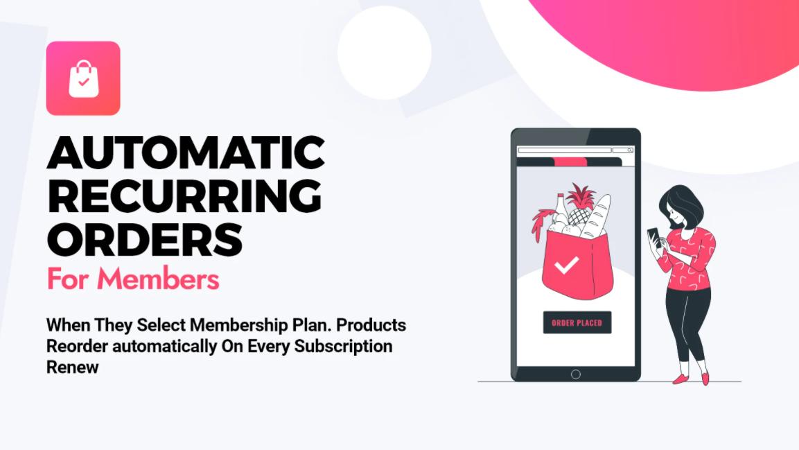 Shopify membership app