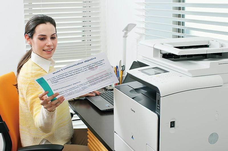 Lợi ích sử dụng dịch vụ thuê máy photocopy của khách hàng