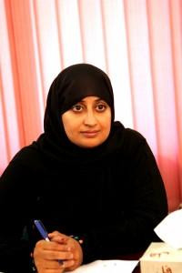 نورا علوي الجروي عضو مجلس الادارة