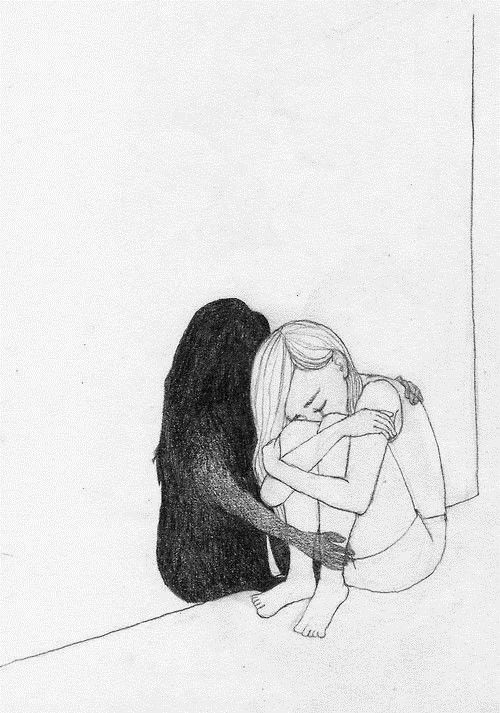 17 Sad things to draw (to improve your mood)