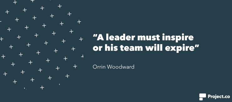 Orrin Woodward quote