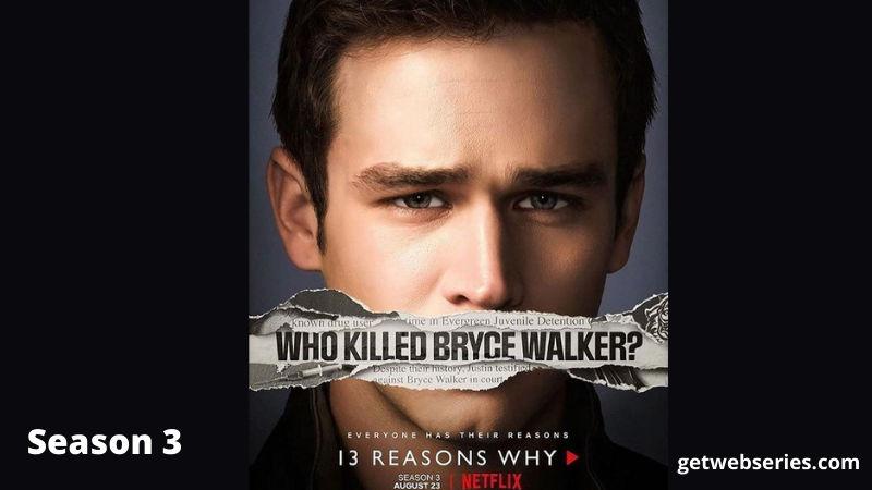 Index of 13 Reasons Why Season 3 recap