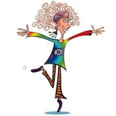 Image result for wacky tacky day clip art