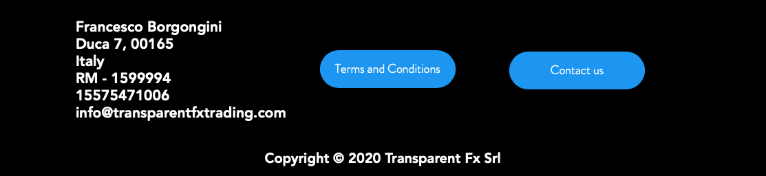 transparent fx legal