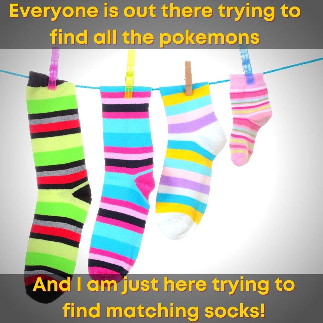 Sock pun 1