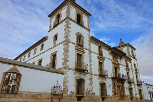 Casa de las Torres, the main civil building in Tembleque