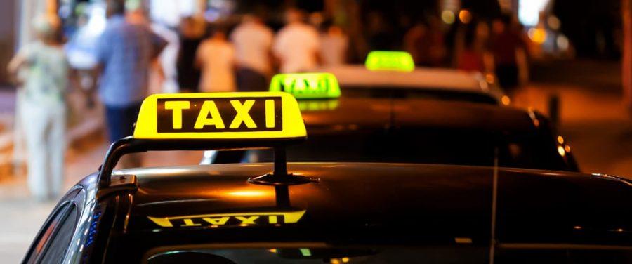 Taxi long distances