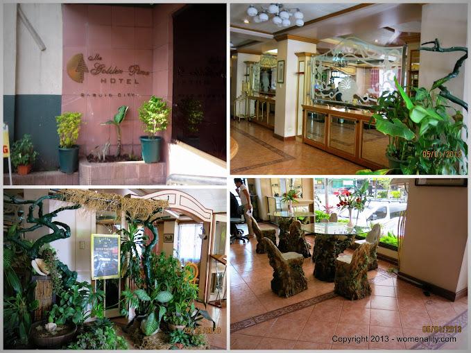 Golden Pine Facade Baguio, Philippines