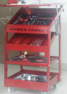 Trolley Caddy alat otomotif