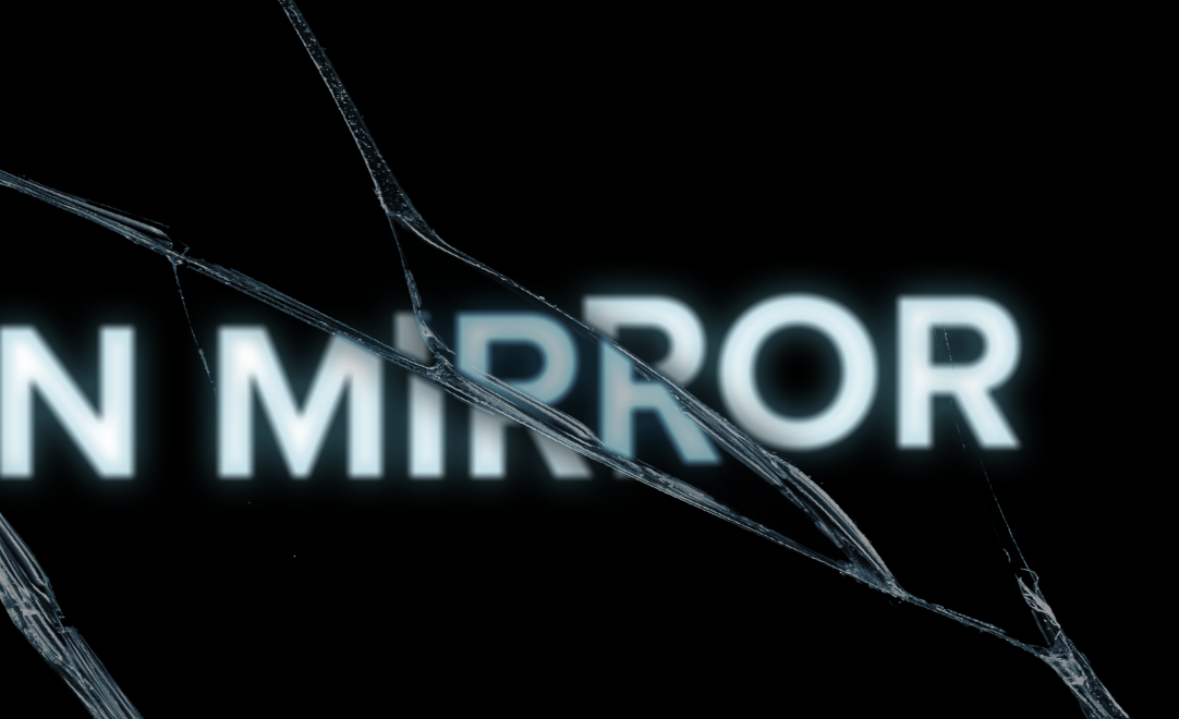 Broken Mirror Effect - Photoshop Tutorial
