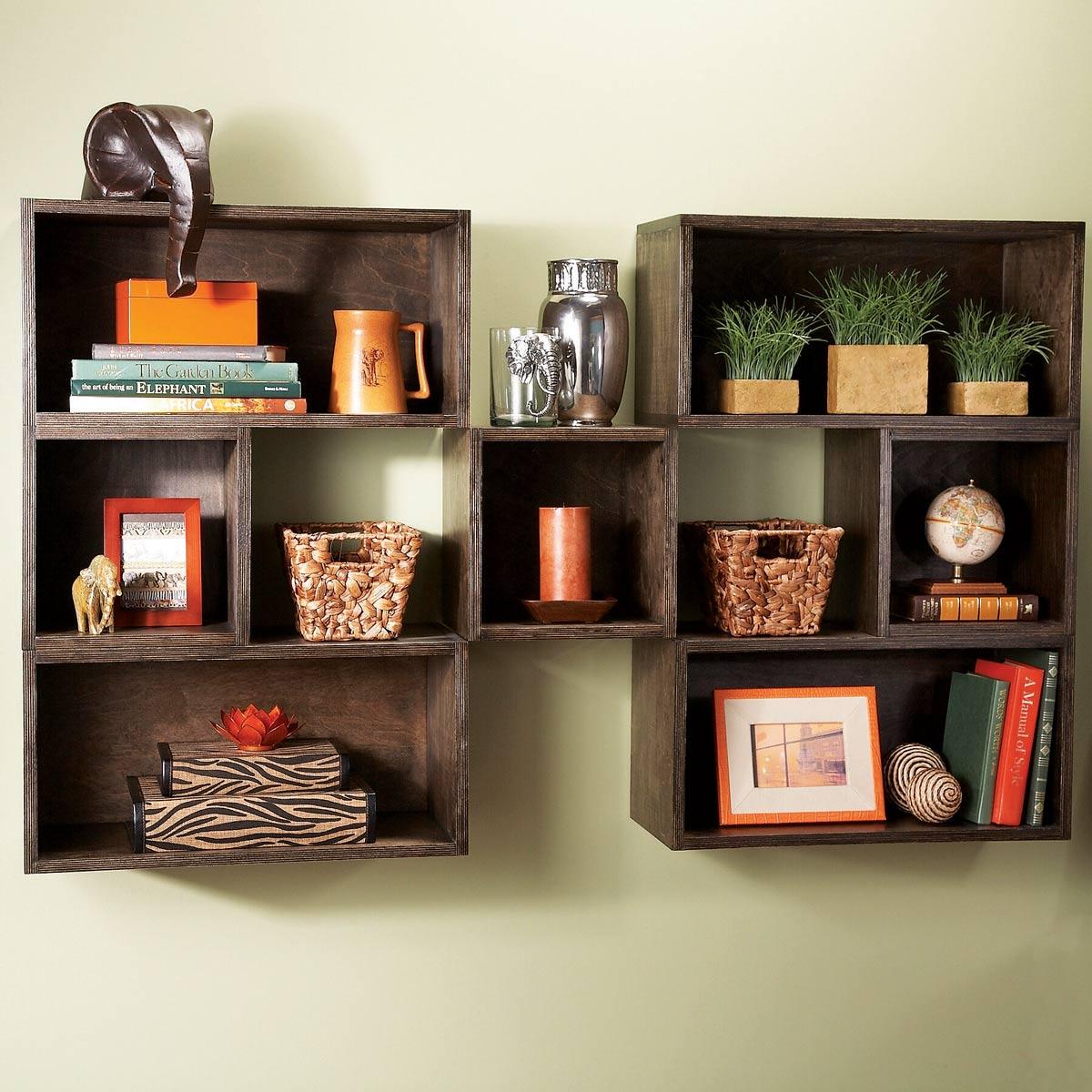 hanging box shelf, a craft that makes money