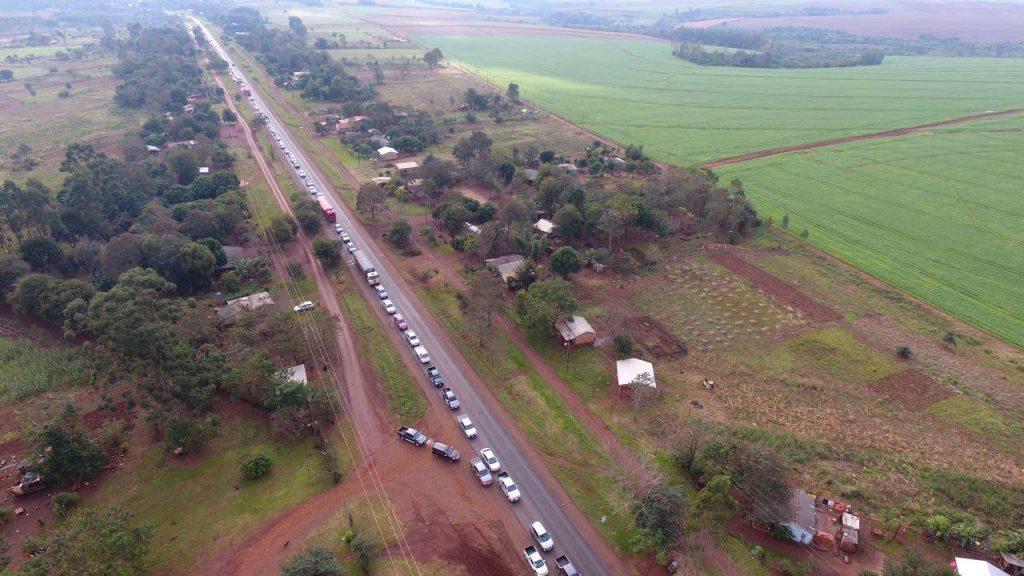 protesto paraguai 3