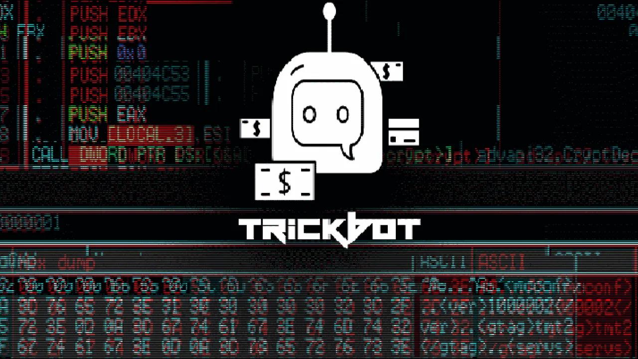 trickbot malware graph