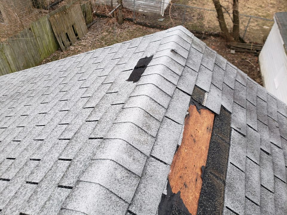 By using these simple steps you can identify wind damage that your roof has suffered from and stay on top...