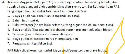 Contoh Essay Untuk Beasiswa Tesis Lpdp
