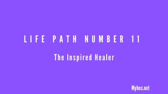 life path number 11 meaning