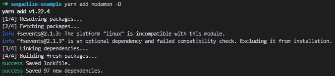 artigo sobre orm no node.js com sequelize