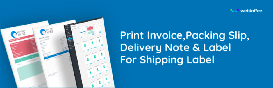WooCommerce PDF Invoice, Packing slips, Delivery notes, and Shipping Label Plugin