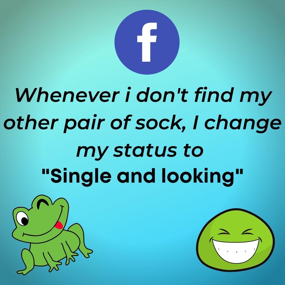 Faceboook sock joke