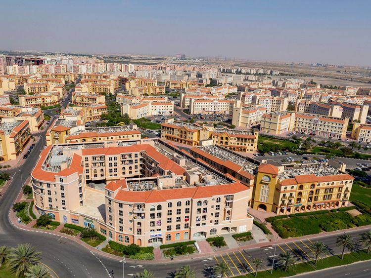 المدينة العالمية دبي