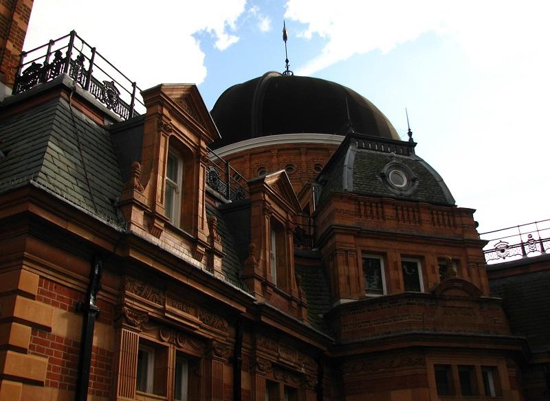 倫敦旅遊必去景點─格林威治皇家天文台